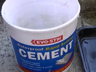 rapid setting cement