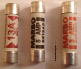 cartridge fuses