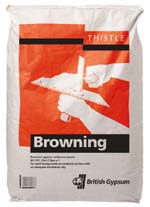 browning plaster