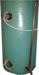 insulated hot water cylinder