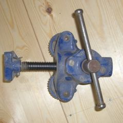 floorboard clamp closed